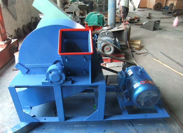 Lbf Type Combined Wood Crusher and Hammer Mill Used for Various Material
