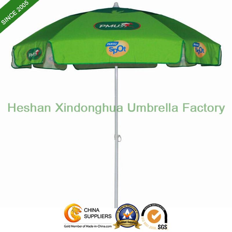 Square Advertising Beach Umbrella (BU-0048)