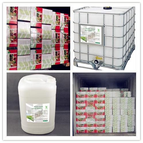 Amino Acid Liquid 25% Organic Fertilizer