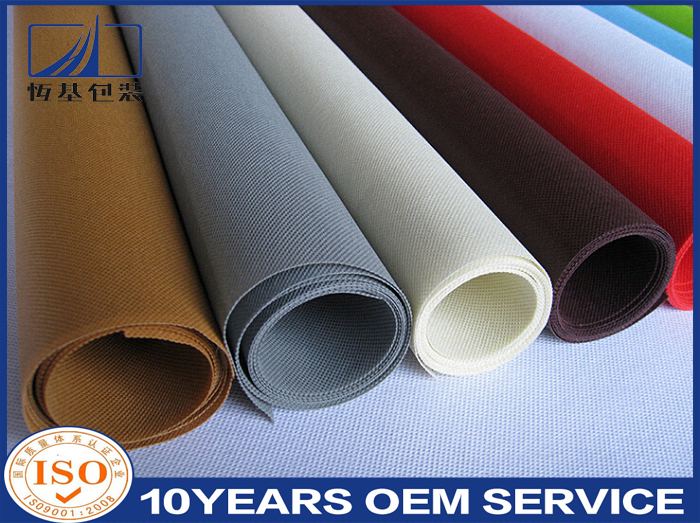 Wenzhou Hengji Packing Co Ltd PP Spunbond Non Woven Fabric Professional Manufacturer
