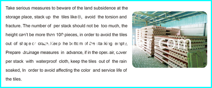 Anti-corrosion Imitation Roof Tiles