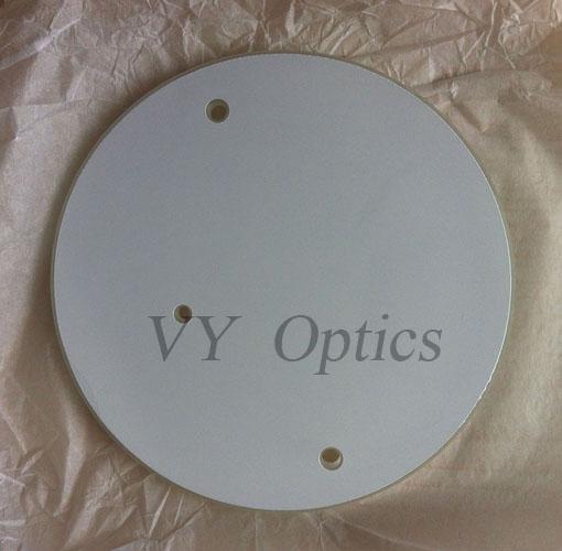 Optical Bk7 Glass Dia. 110mm Round Windows
