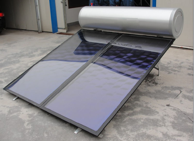 Compact Flat Plate High Pressure Solar Thermal Heating Collector