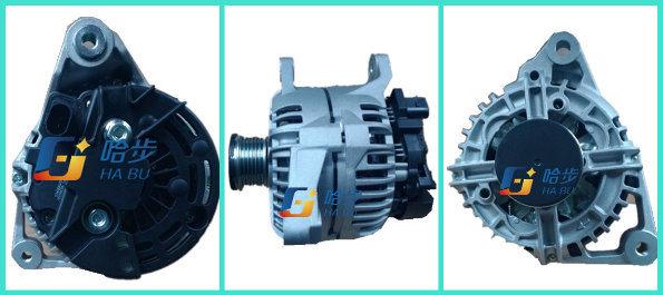 Car Alternator for Porsche Bosch: 0124525057, 0986047140