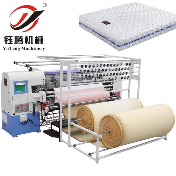 Computerized Quilting Making Machine for Mattress