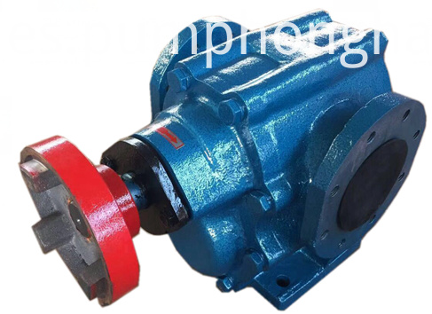 high efficiency waste dirty oil transfer gear pump