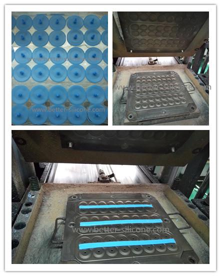 Precision LSR Silicone Rubber Mold Tool