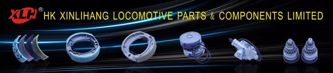 Top Quality Motorcycle Parts Brake Pads Brake Shoe for Cg125/Cg150/Gn125/Bajaj100