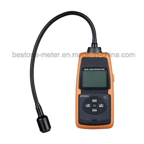Methane Gas Leak Detector SPD203 Digital CH4 Natural Gas Leak Detector with High Sensitivity Sensor SPD203