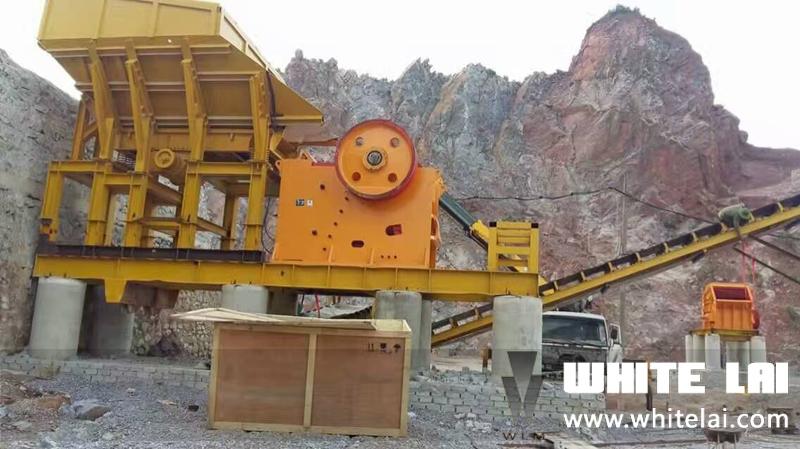 Big Primary Rock Stone Jaw Crusher PE-1000*1200 (PE1000X1200)