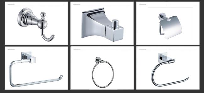 Heavy Duty Bathroom 135 Degree Glass Shower Door Closer Hinge