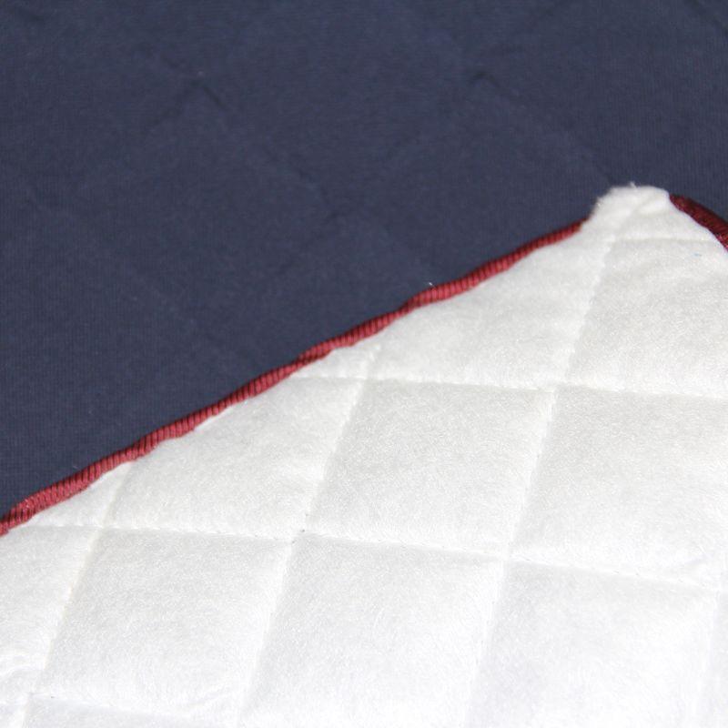 Diamond Pattern Padding Fabric for Warm Clothes