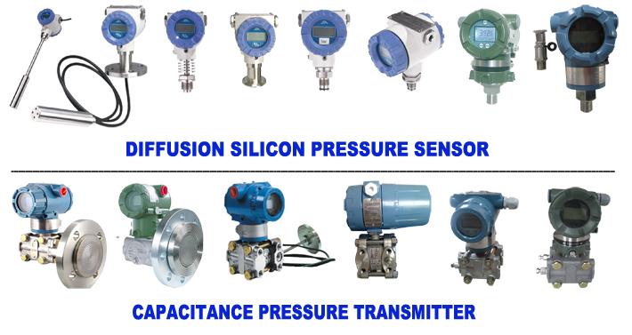 Differential Pressure (or pressure sensor) Transmitter (CX-PT-3051A)