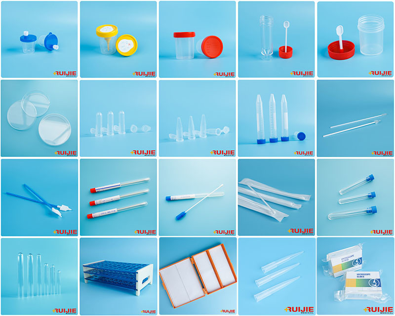 Disposable Medical Gel&Clot Vacuum Blood Collection Tube