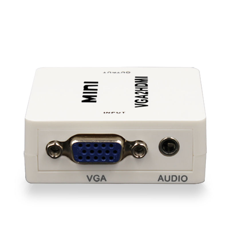VGA+Audio to HDMI 1080P Converter