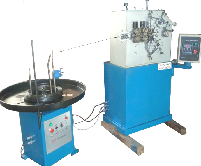 Automatic Spring Coiler 2016