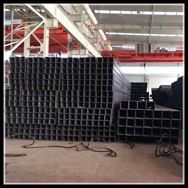 Welded Thin Wall Square Steel Pipe