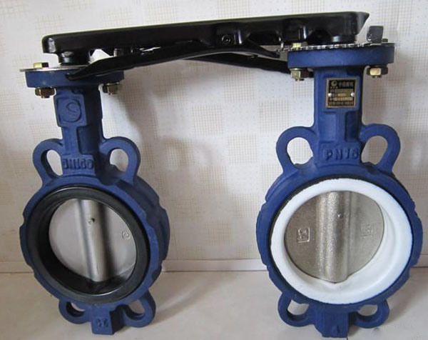 Standard Cast Iron with EPDM Seat Wafer Type Check Valve