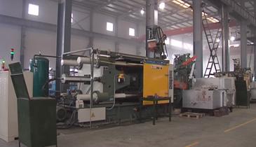 OEM Aluminum Die Casting for Electrical