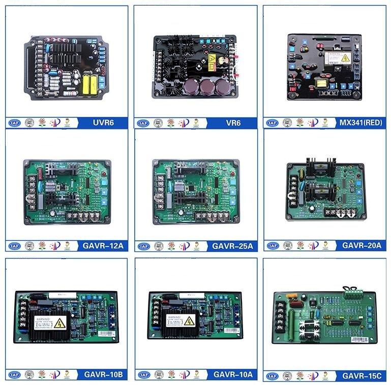 AVR Vr6 Automatic Voltage Regulator for Caterpillar Alternator