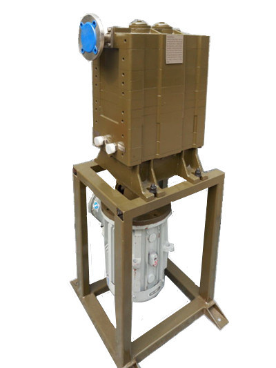 Vertical Type Claw Oil Free Dry Vacuum Pump (DCVS-30U1/U2)