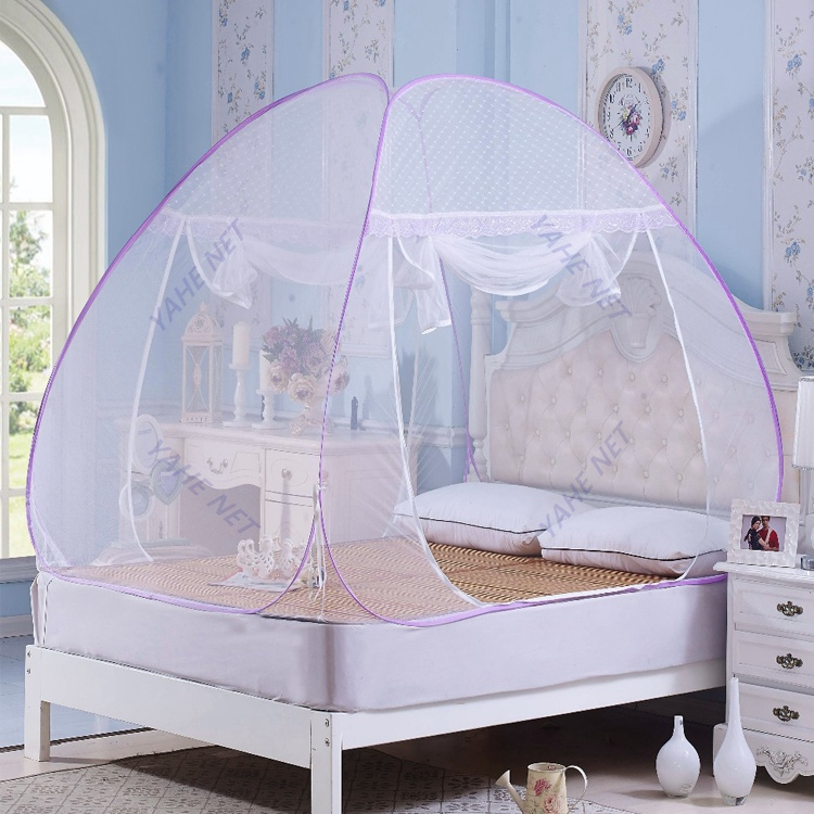 Pop up Meditation Mosquito Net