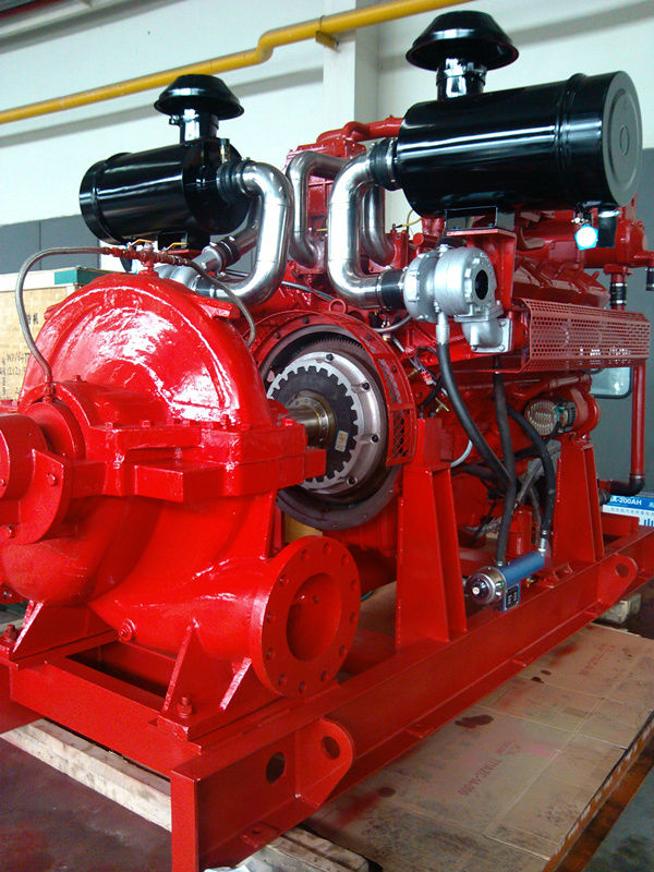 Wandi Diesel Engine for Pump (309kw/421HP)