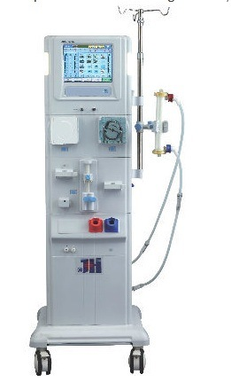 Cart Type Mobile Multifunctional Hemodialysis Device with High Quality for Medical Equipment