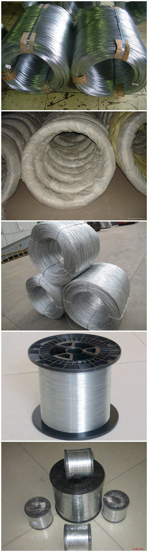 Hot Sale Galvanized Iron Wire / Lacing Wire / Binding Wire