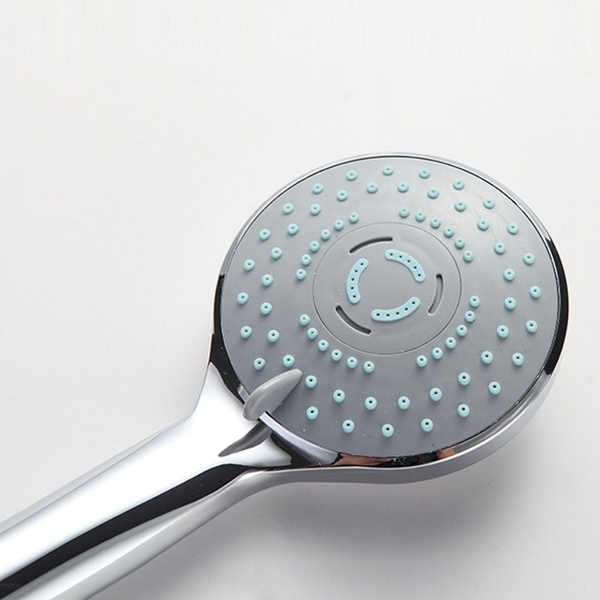 Three Functions Rainfall Shower Head Handheld for Bathroom Shower Faucets