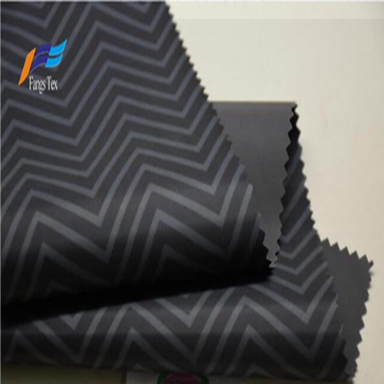 Polyester 190T PVC Taffeta Printed Waterroof Children Fabric 4