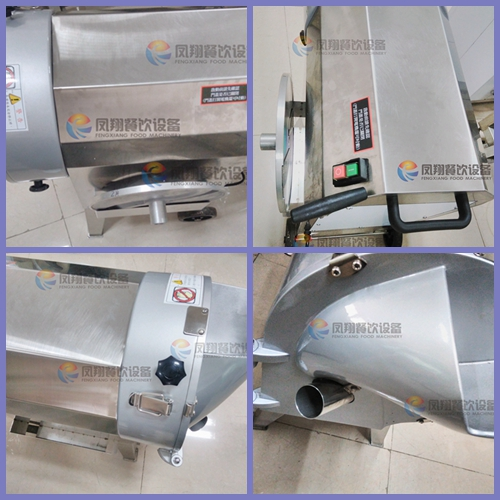 Industrial Automatic Electric Pineapple Papaya Sweet Potato Chips Slicer