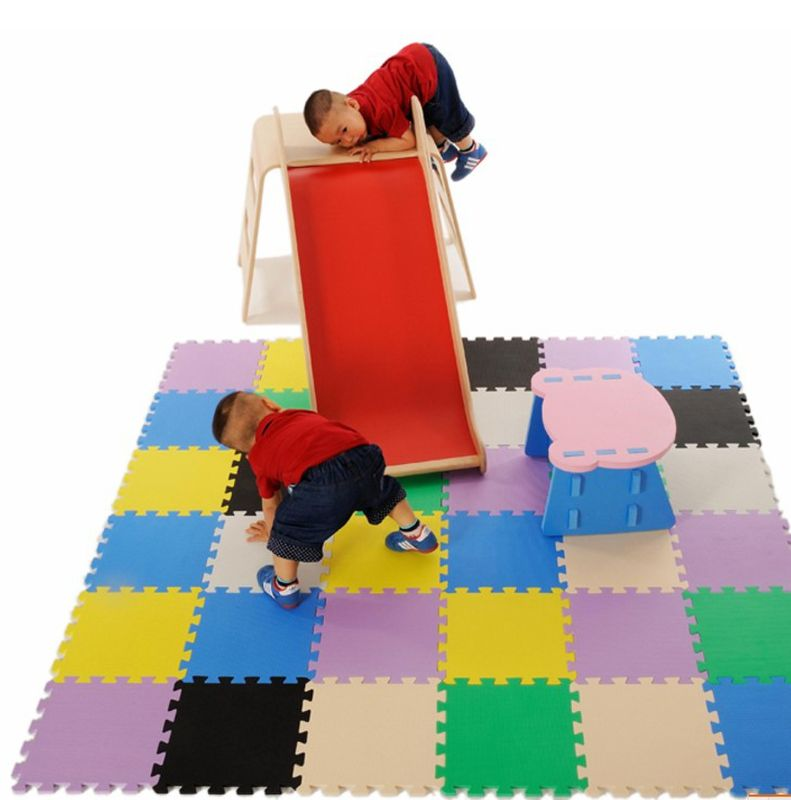 EVA Play Mat, Puzzle Mat for Baby, Soft Play Floor Mat