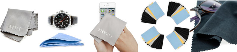 Microfiber Cloth for Phone Cleaning