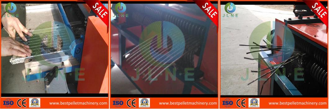 Easy Operating Electric Radiator Separating Machinery