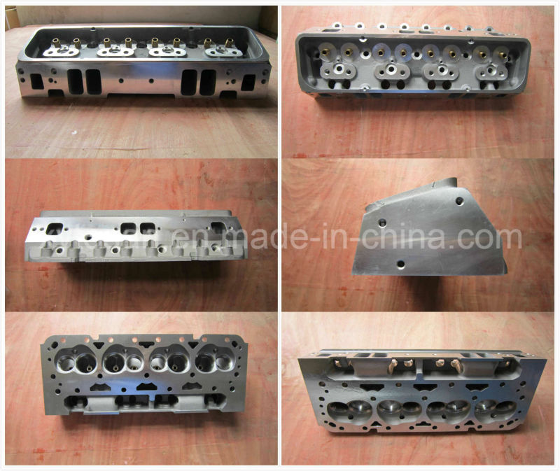 Lmu Engine Cylinder Head for Chevrolet Lmu B12 (OEM 9002810)