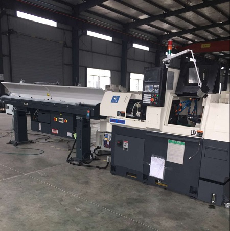 Auto Loader/ Bar Feeder for CNC Lathe Turning Center