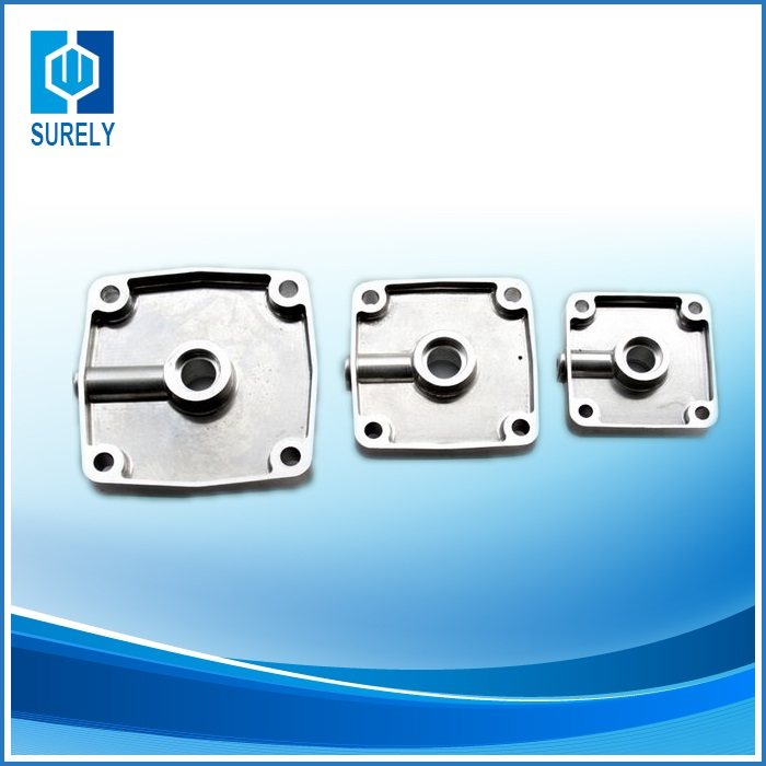 High Quality Aluminum Die Casting Process Custom Valve Parts