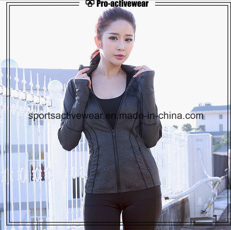 Custom Sports Training Clothes Traning Jacket for Women