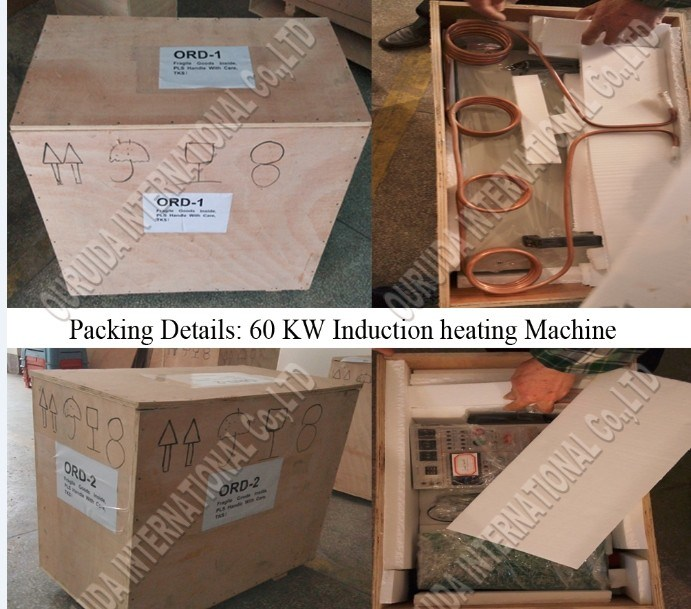 Sf-60kw Super Audio Induction Heating Machine
