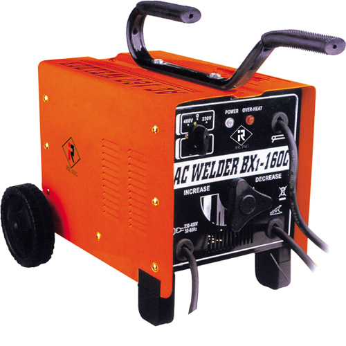 Portable AC Arc Welder with Ce (BX1-200C)