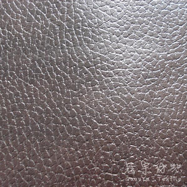 Breathable Imitation Leather Fabric PU Leather for Sofa
