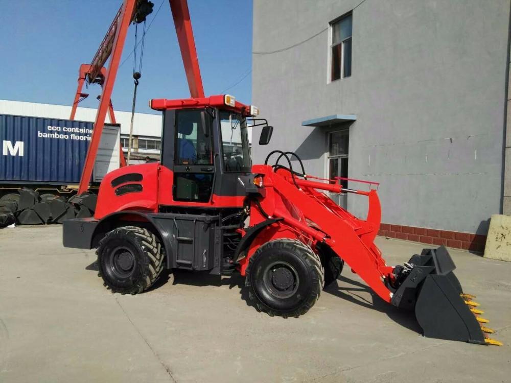 1.5 ton front end wheel loader