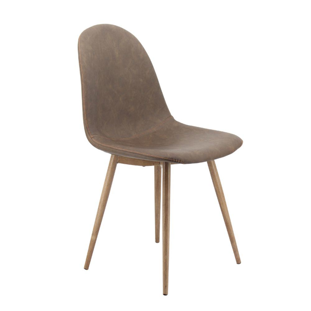 PU Leather Modern Cheap Dining Chair Restaurant Chair Wholesale