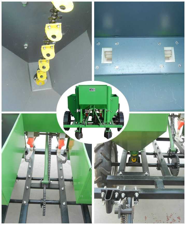 Best Quality Automatic 2 Row Potato Planter with Cheap Price