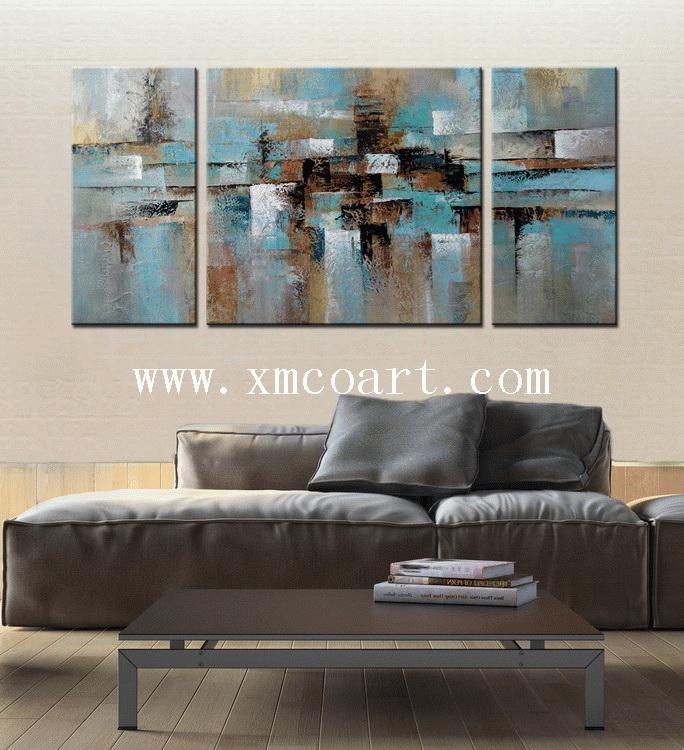 Canvas Framed Decorative Modern Painting
