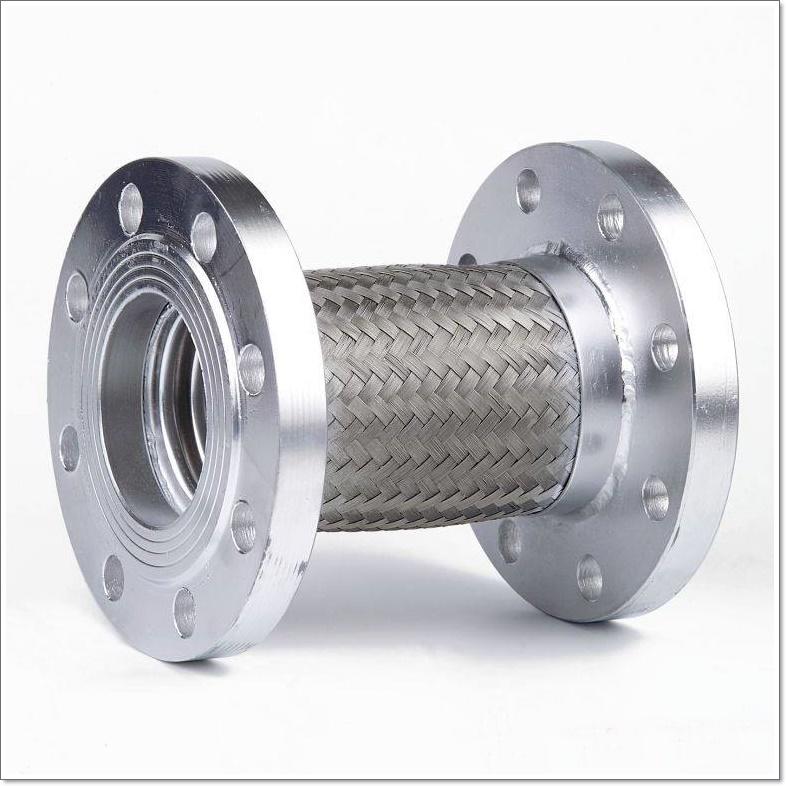 Industrial Stainless Steel Wire Braided Metal Hose