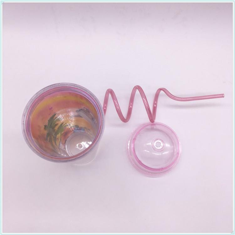 Plastic Travel Mug for Coffee or Tea (SH-PM35)