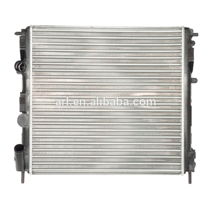 plastic car radiator