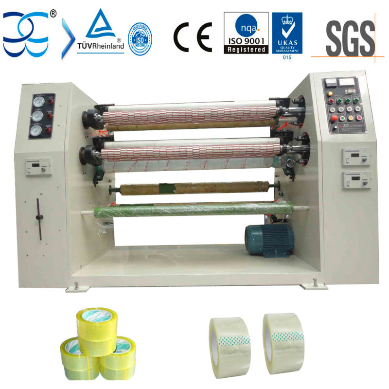 Slitting Machine for Super Clear Tape